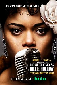The United States Vs. Billie Holiday Обложка