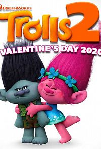 Trolls World Tour Обложка