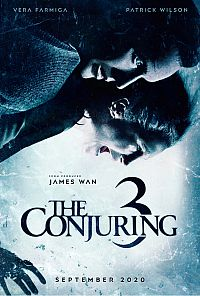 The Conjuring: The Devil Made Me Do It Обложка