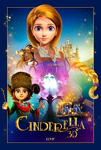 Cinderella And The Secret Prince Обложка
