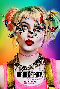 Birds Of Prey: And The Fantabulous Emancipation Of One Harley Quinn Обложка