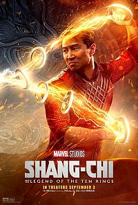 Shang-Chi And The Legend Of The Ten Rings Обложка