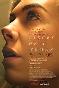 Pieces Of A Woman Обложка