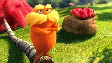 """Dr. Seuss' The Lorax"" Trailer"