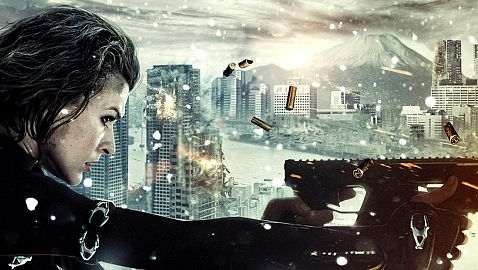 """Resident Evil-Retribution"" Trailer"