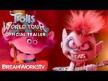 Trolls World Tour Прицеп
